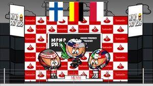 El GP de Italia de F1 2008, según MiniDrivers