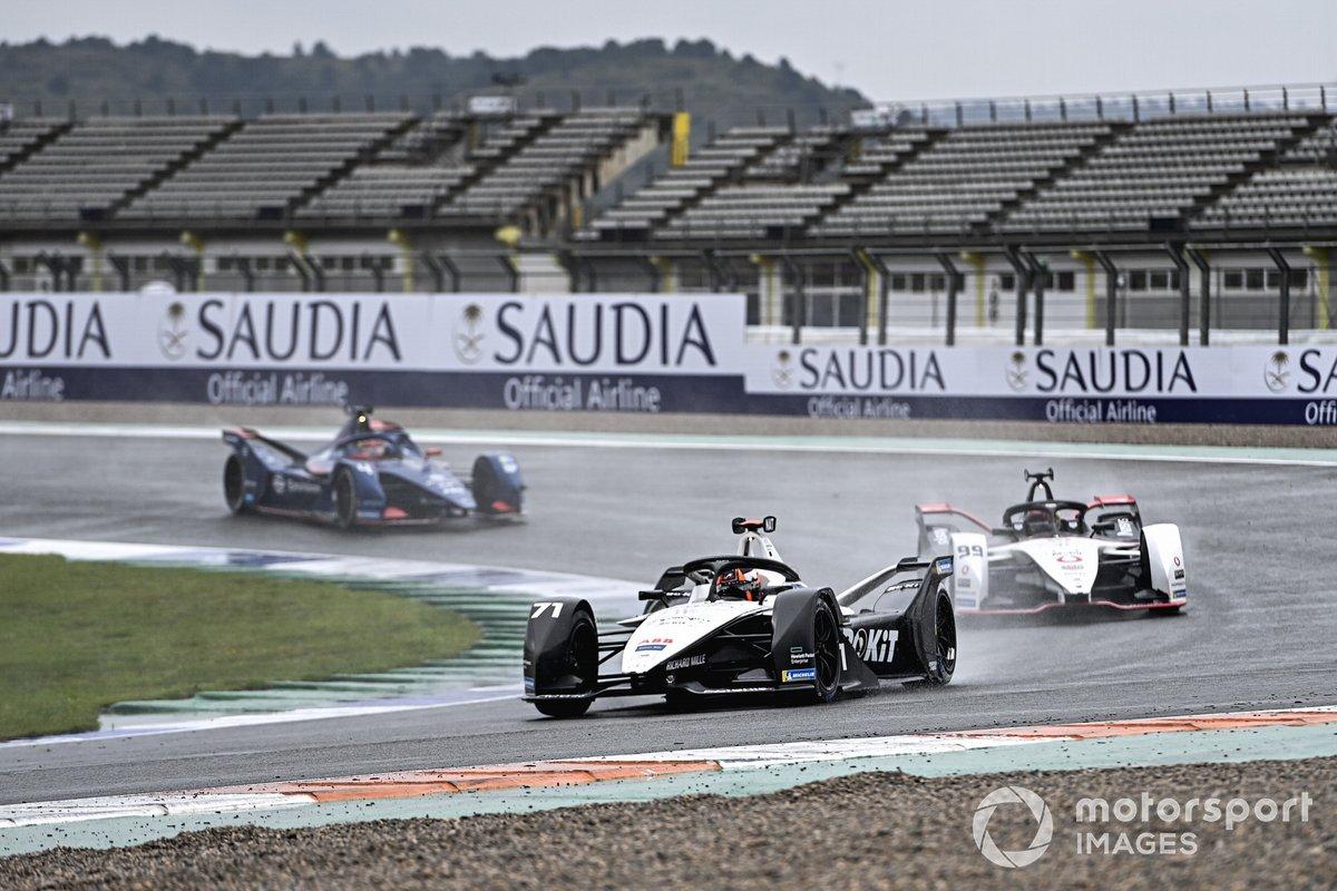 Norman Nato, Venturi Racing, Silver Arrow 02, Pascal Wehrlein, Porsche, Porsche 99X Electric, Robin Frijns, Envision Virgin Racing, Audi e-tron FE07