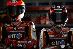 Sam Lowes and Augusto Fernandez, Marc VDS Racing