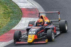 Janny Edgar, Van Amersfoort Racing