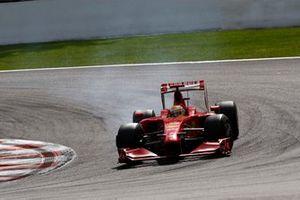Luca Badoer, Ferrari F60