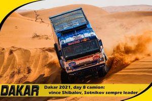 Cover Video Dakar camion