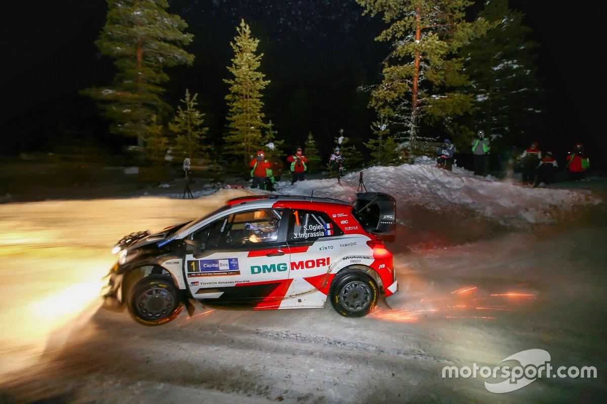 Sébastien Ogier, Julien Ingrassia, Toyota Gazoo Racing WRT, Toyota Yaris WRC