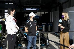 Nicki Shields interview Nyck de Vries, Mercedes Benz EQ, Ian James, Team Principal, Mercedes-Benz EQ