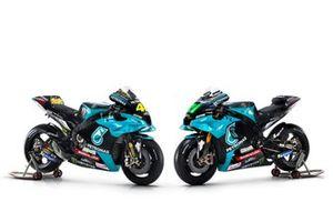 Bikes of Valentino Rossi, Petronas Yamaha SRT, Franco Morbidelli, Petronas Yamaha SRT
