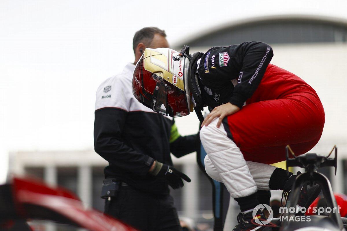 Pascal Wehrlein, TAG Heuer Porsche