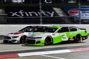 Austin Dillon, Richard Childress Racing, Chevrolet Camaro American Ethanol, Ryan Newman, Roush Fenway Racing, Ford Mustang Guaranteed Rate