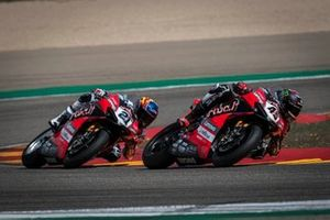 Scott Redding, Aruba.It Racing - Ducati, Michael Ruben Rinaldi, Aruba.It Racing - Ducati