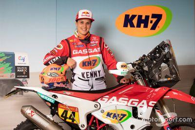 Laia Sanz, GASGAS Rally lansmanı