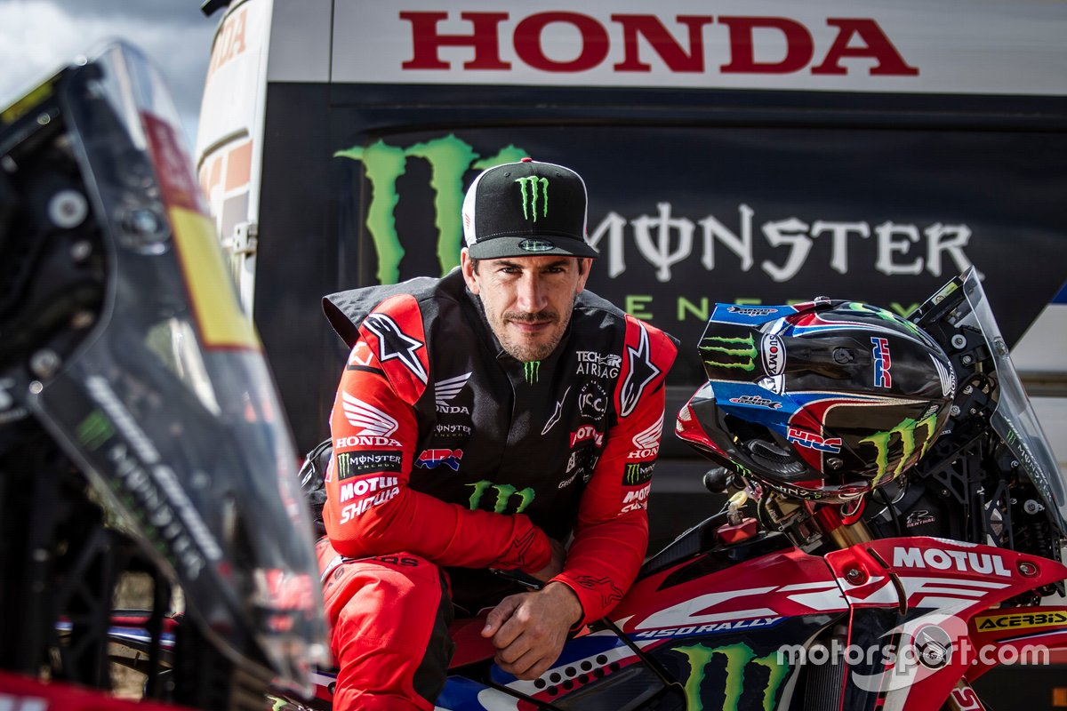 #88 Monster Energy Honda Team: Bort Joan Barreda
