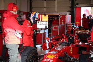 Marc Genè, Ferrari F2007