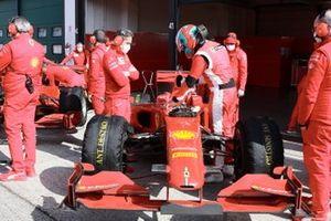 Andrea Bertolini, Ferrari F60