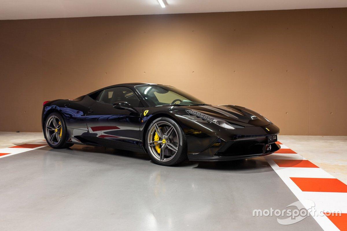 2015 Ferrari 458 Speciale de Sebastian Vettel