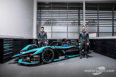 Jaguar Racing lansmanı