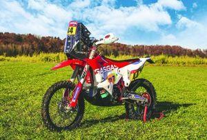 Moto de Laia Sanz, GASGAS Rally team