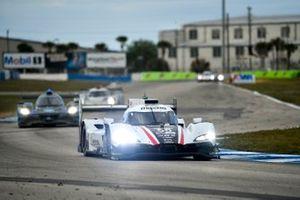 #55 Mazda Motorsports Mazda DPi: Oliver Jarvis, Jonathan Bomarito, Harry Tincknell