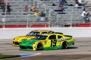 Brandon Jones, Joe Gibbs Racing, Toyota Supra Menards/Pentair