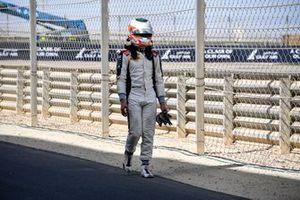 Gianluca Petecof, Campos Racing si ritira dalla gara