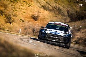 Teemu Suninen, Mikko Markkula, Ford Fiesta WRC