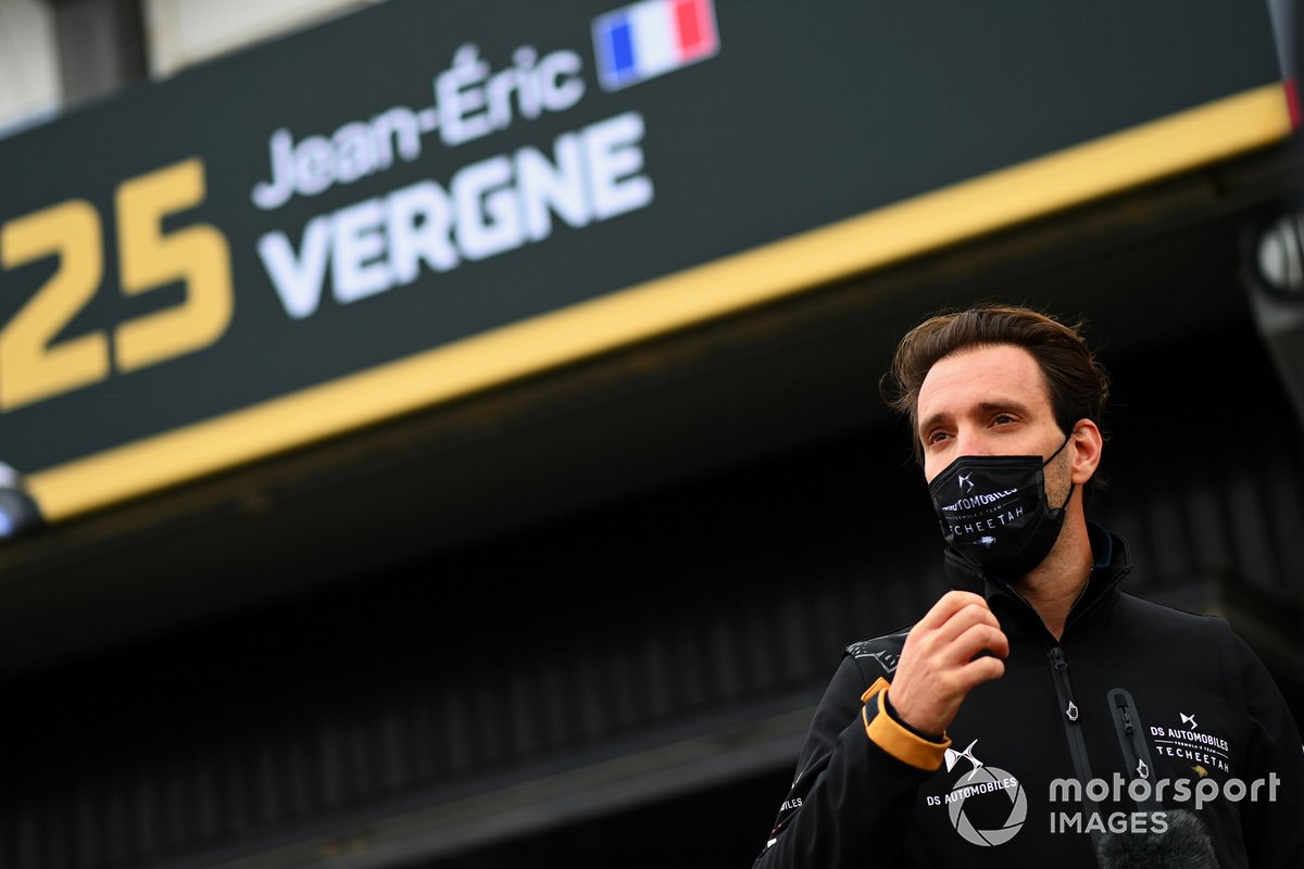 Jean-Eric Vergne, DS Techeetah