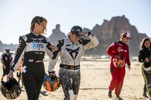 Christine Giampaoli Zonca, Hispano Suiza Xite Energy Team and Claudia Hurtgen, ABT CUPRA XE