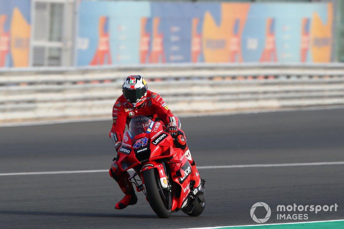 1º Jack Miller, Ducati Team - 1:53.183