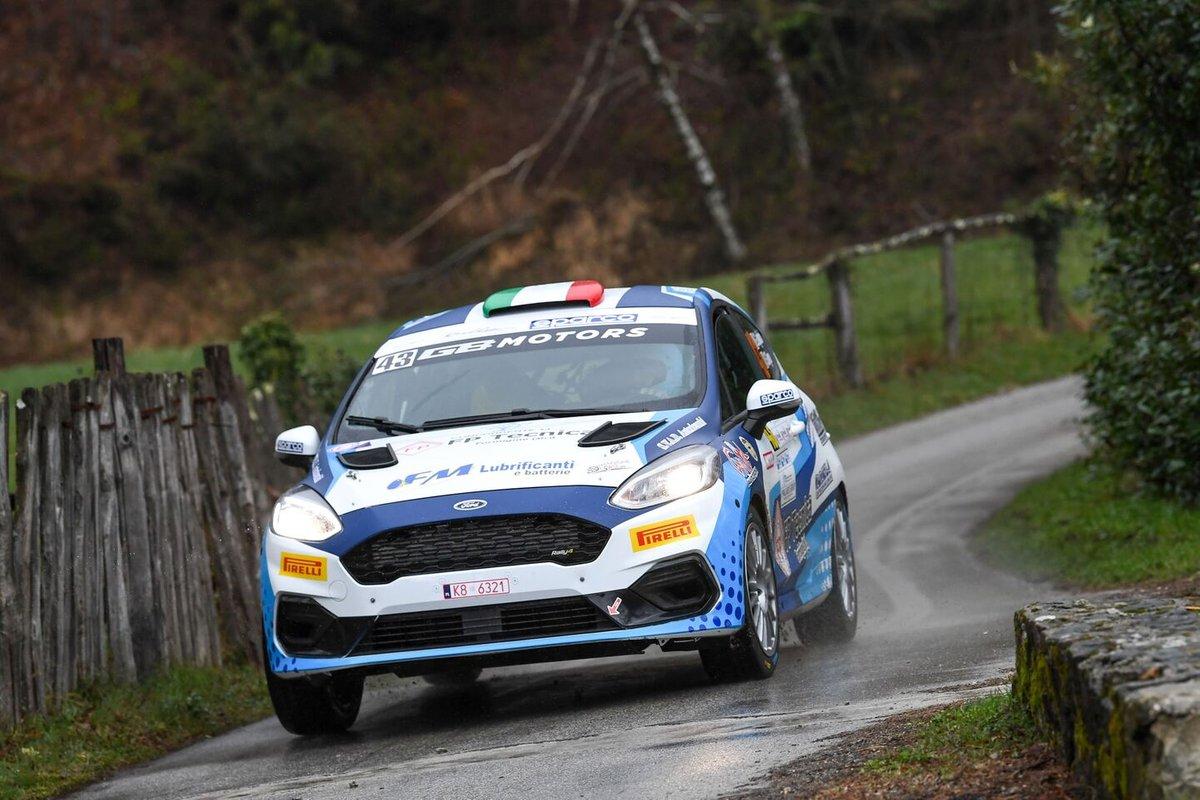 Giacomo Guglielmini, Simone Giorgio, Dimensione Corse, Ford Fiesta Rally4