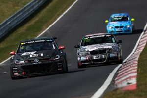 #10 Max Kruse Racing Volkswagen Golf GTI TCR: Benjamin Leuchter, Andreas Gülden, Matthias Wasel