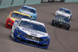 Brad Keselowski, Team Penske, Ford Mustang Dent Wizard, Joey Logano, Team Penske, Ford Mustang Shell Pennzoil