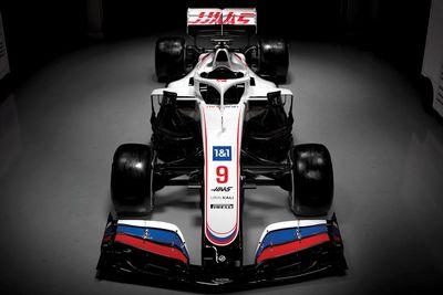 Haas F1 Team - Prezentacja