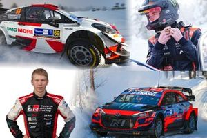 Cover Podcast Pagelle WRC: Solberg/Rovanpera