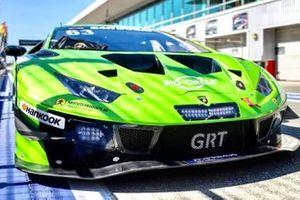 Lamborghini Huracan GT3 Evo, Grasser Racing Team
