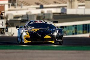 #66 Jmw Motorsport Ferrari 488 GTE EVO LMGTE, Rodrigo Sales, Jody Fannin, Gianmaria Bruni