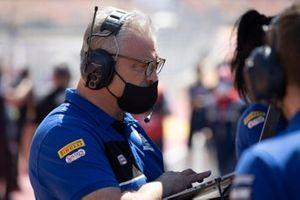 Garrett Gerloff, GRT Yamaha WorldSBK Team crew chief