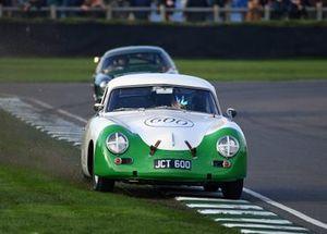 Moss Trophy Richard Woolmer Porsche 356