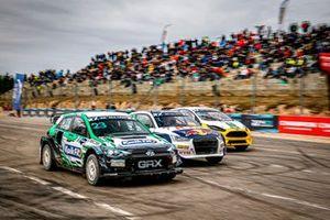 Krisztián Szabó, GRX-SET World RX Team Hyundai i20, Johan Kristoffersson, KYB EKS JC Audi S1