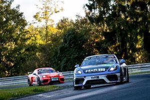 #979 Mu?hlner Motorsport Porsche Cayman GT4 CS: Marcel Hoppe, Thorsten Wolter, Nick Salewsky