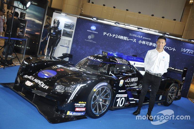 Kamui Kobayashi (Wayne Taylor Racing)