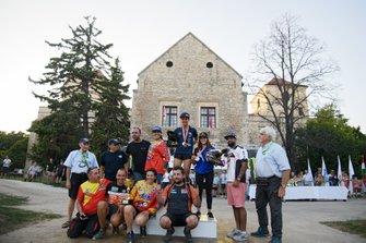Podio de la Copa del Mundo FIM de Bajas 2019