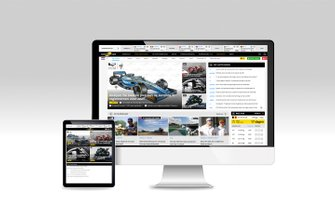 Nieuwe website Motorsport.com Nederlands