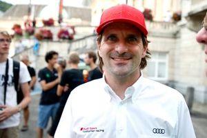 #25 Audi Sport Team Sainteloc Audi R8 LMS GT3 2019: Markus Winkelhock