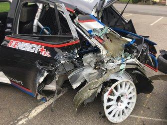 Nikolay Gryazin, Yaroslav Fedorov, Skoda Fabia R5, Sports Racing Technologies