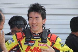 Юкио Сасахара(B-max Racing with motopark F3)