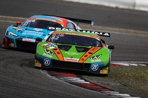 Rolf Ineichen, Franck Perera, Lamborghini Huracan GT3, Team Grasser GRT