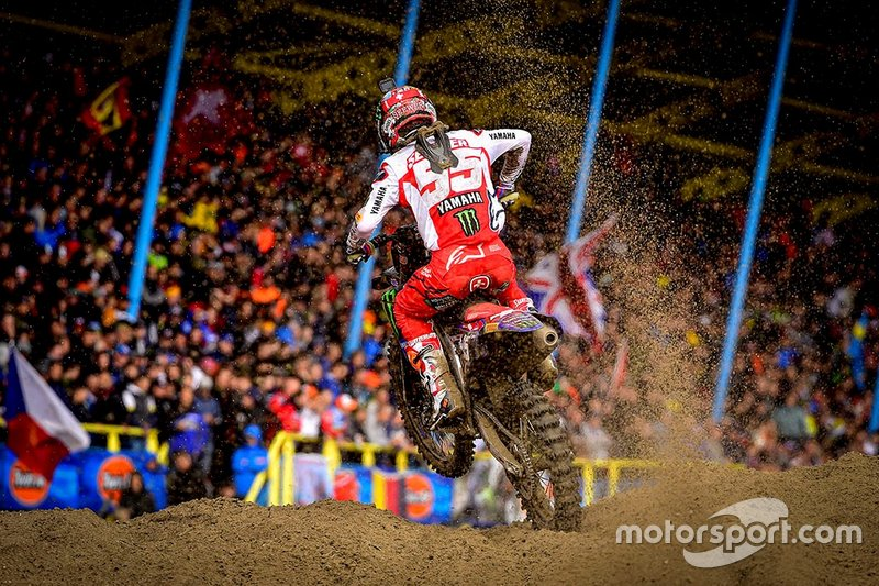 Jeremy Seewer, Team Suiza