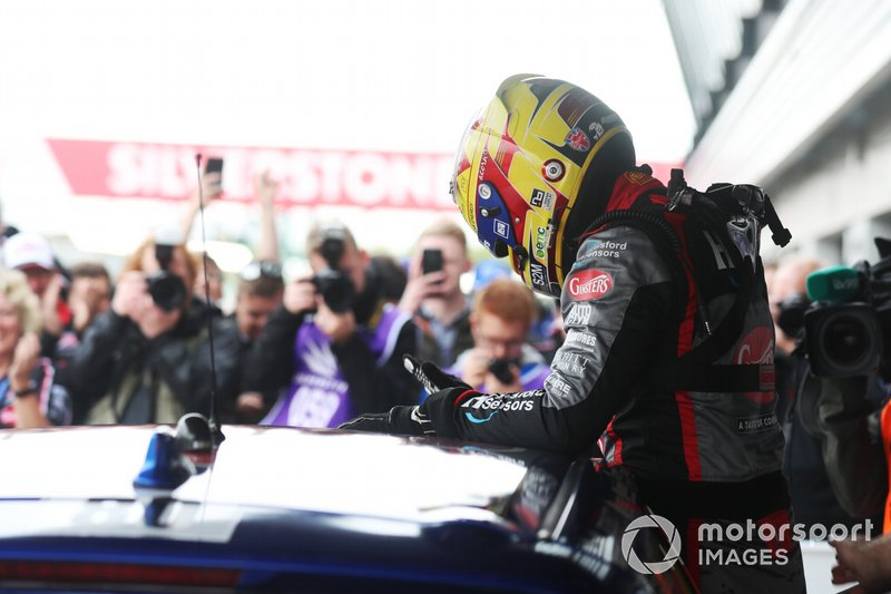 Ganador Tom Ingram, Speedworks Motorsport Toyota Corolla