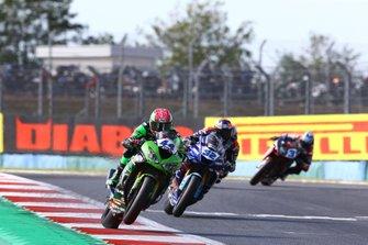 Lucas Mahias, Kawasaki Puccetti Racing, Isaac Vinales