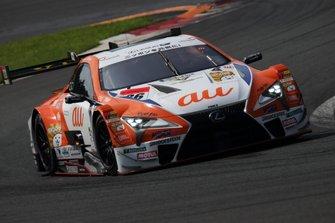 #36 Team Tom's Lexus LC500: Yuhi Sekiguchi, Ritomo Miyata