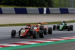Dennis Hauger, Van Amersfoort Racing, Red Bull Ring, vincitore di Gara 2