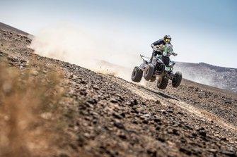 Игнасио Касале, Drag On, Yamaha Raptor 700 (№105)
